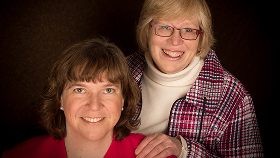 Janet L. Smith and Rebecca King